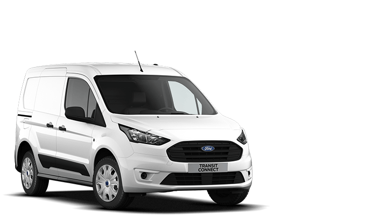 Nuovo Ford Transit Connect bianco