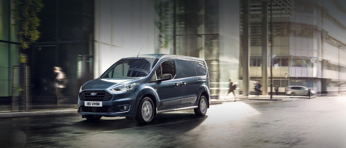 Nuovo Ford Transit Connect VARCO Milano