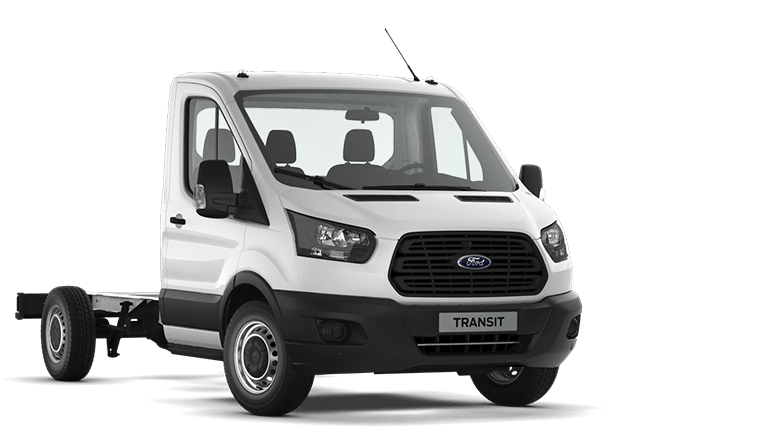 Ford Transit Chassis Milano