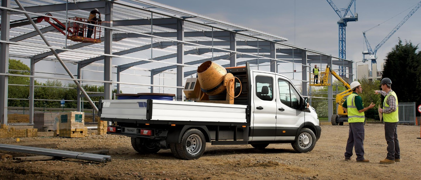 Ford Transit Chassis VARCO Milano