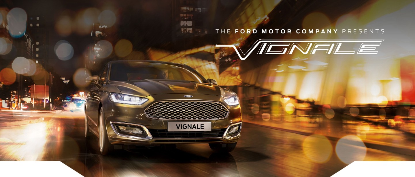 Ford Mondeo Vignale VARCO