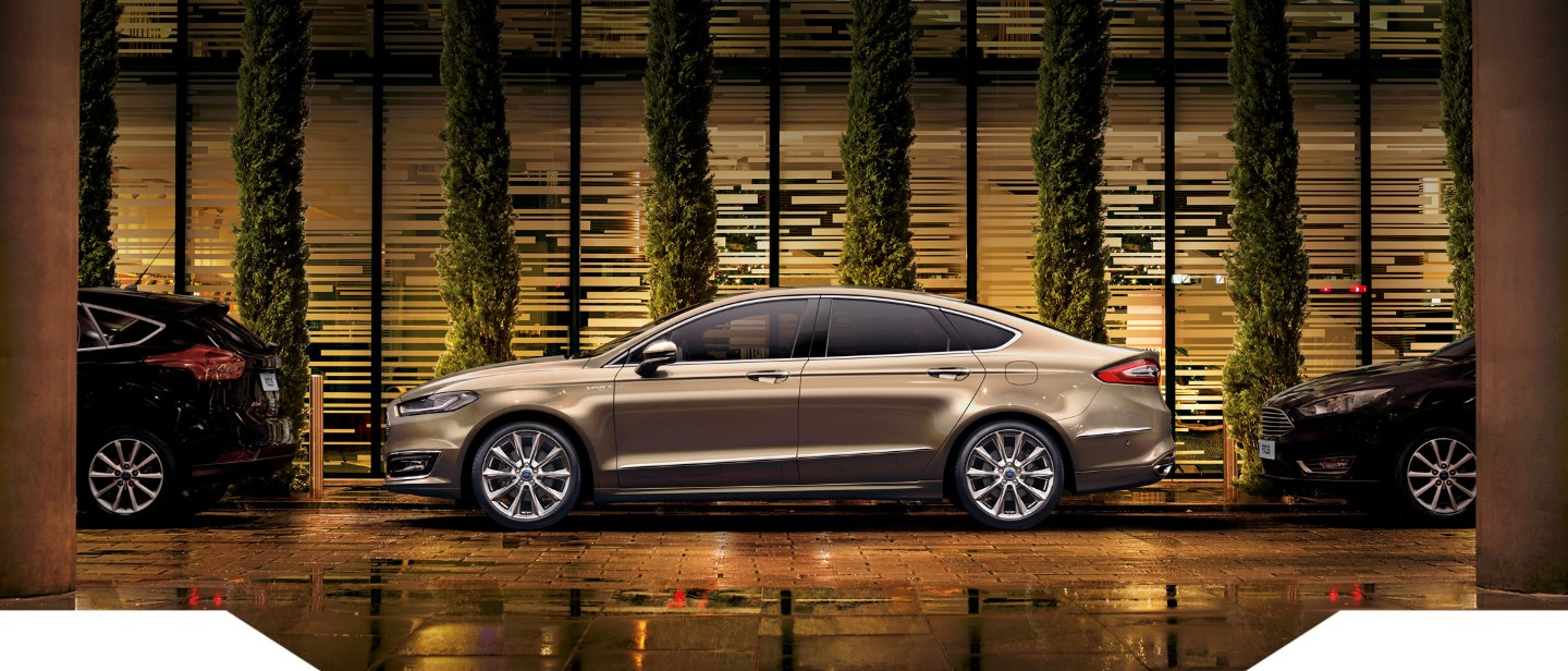 Ford Mondeo Vignale VARCO 1