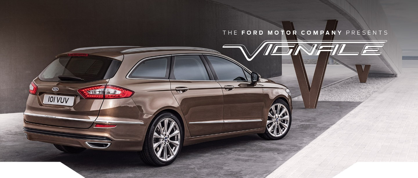 Ford Mondeo Vignale VARCO 2