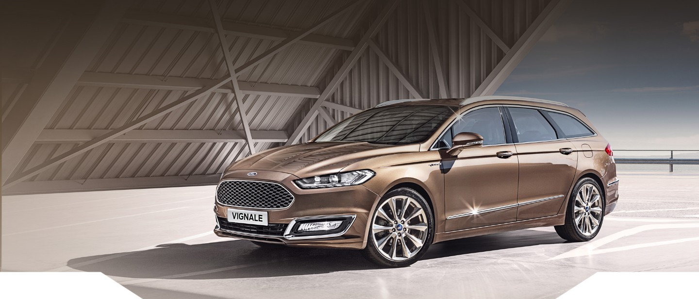 Ford Mondeo Vignale VARCO 3