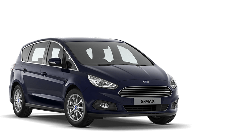 Ford S Max Titanium Business Milano