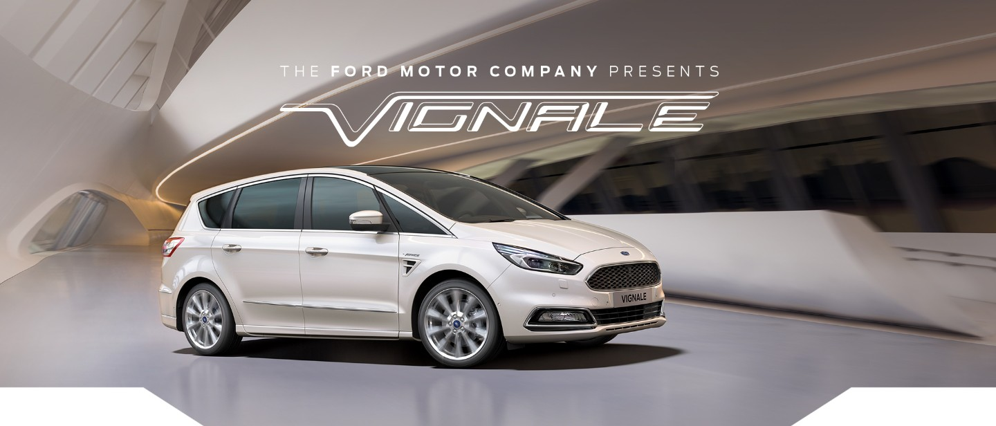 Ford S Max Vignale VARCO Milano