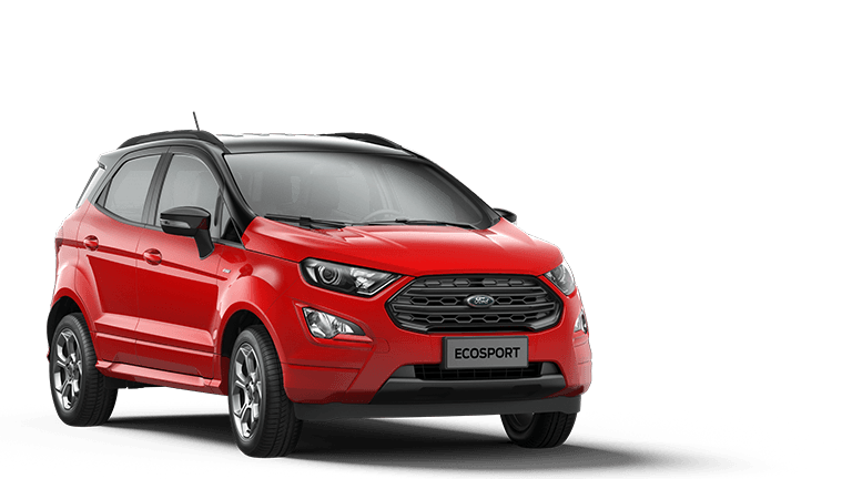 Ford Ecosport ST Line Milano