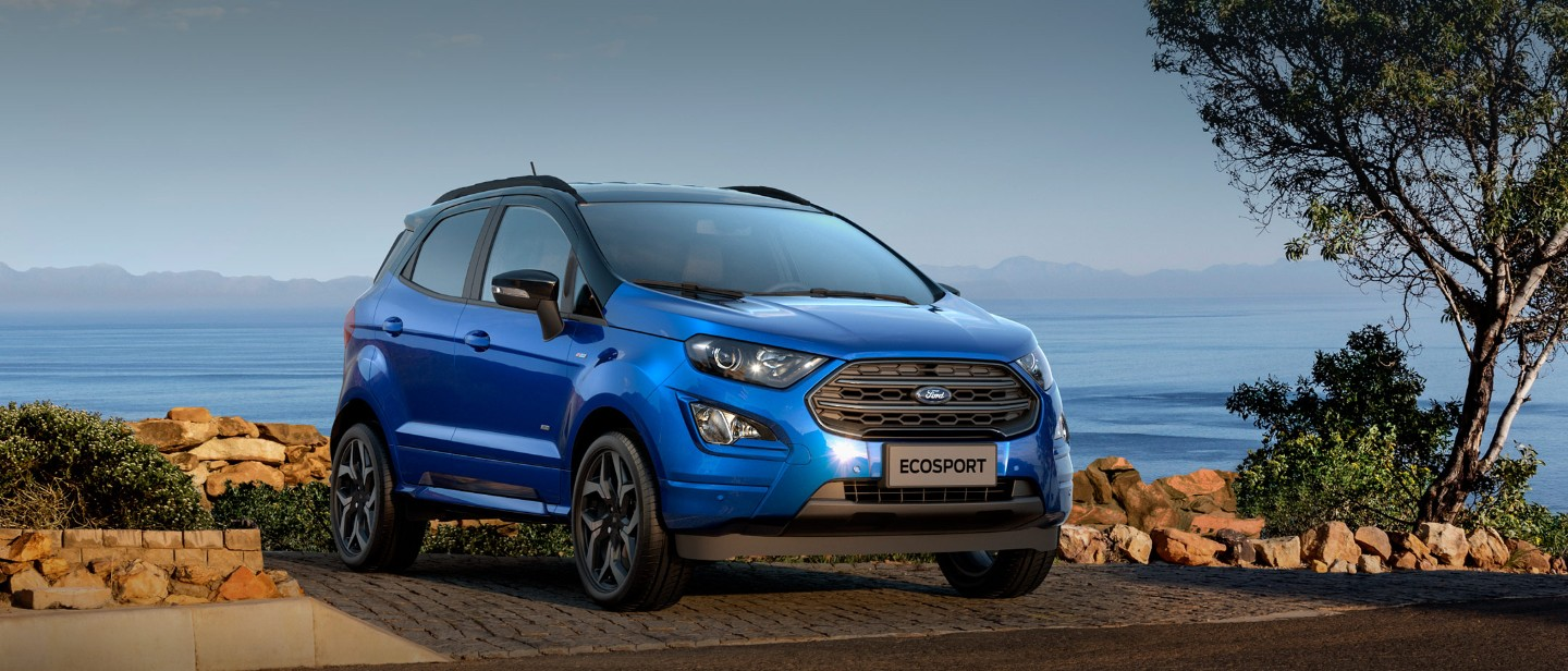 Ford Ecosport VARCO Milano