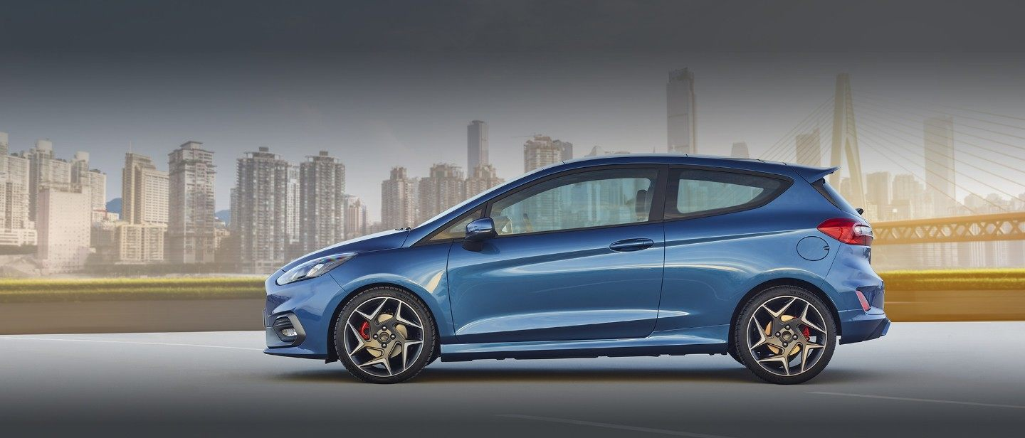 Ford Fiesta St VARCO Milano 1