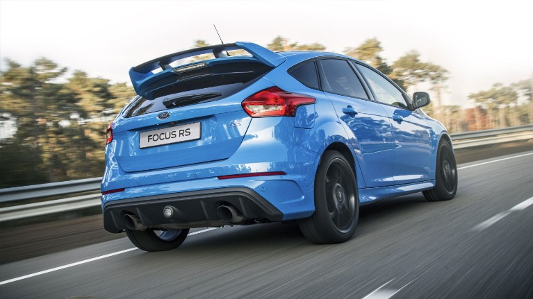 Ford Focus RS VARCO Milano 3