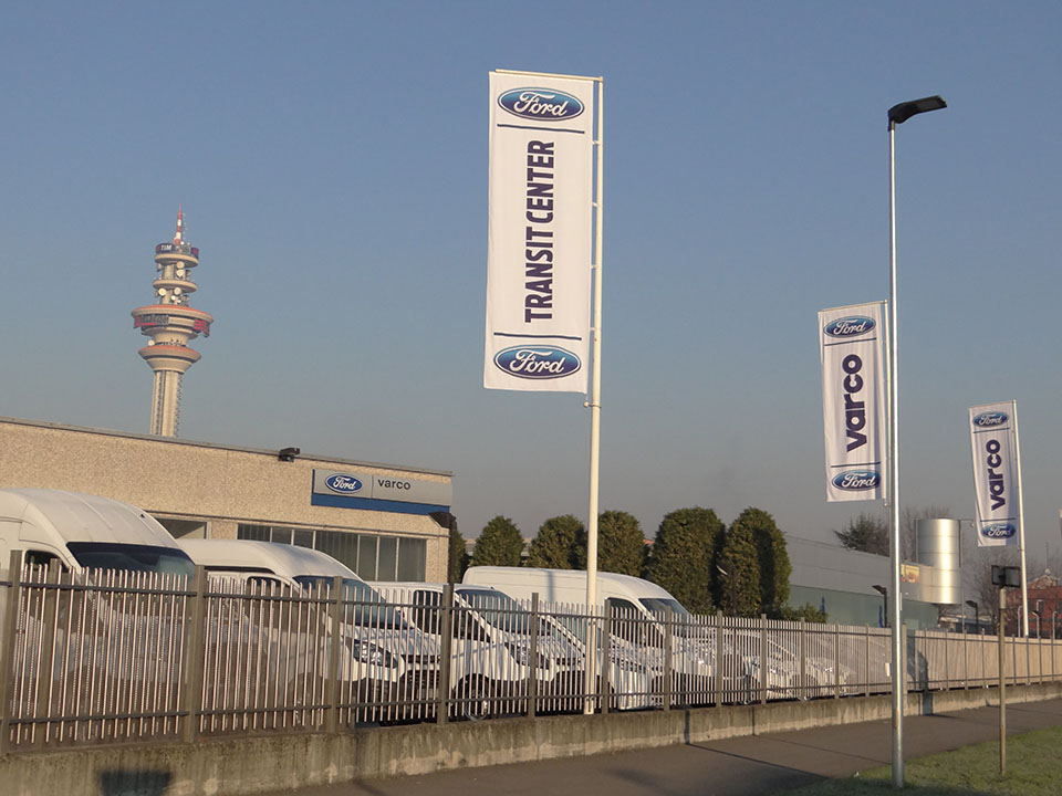 VARCO Ford Auto & Transit Center Rozzano
