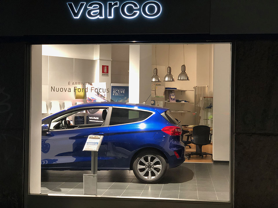VARCO Ford Corsico