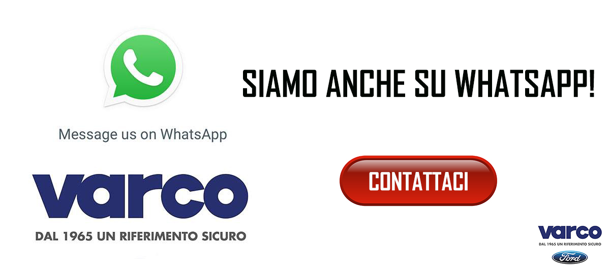 WHATSAPP BANNER FORD.COM