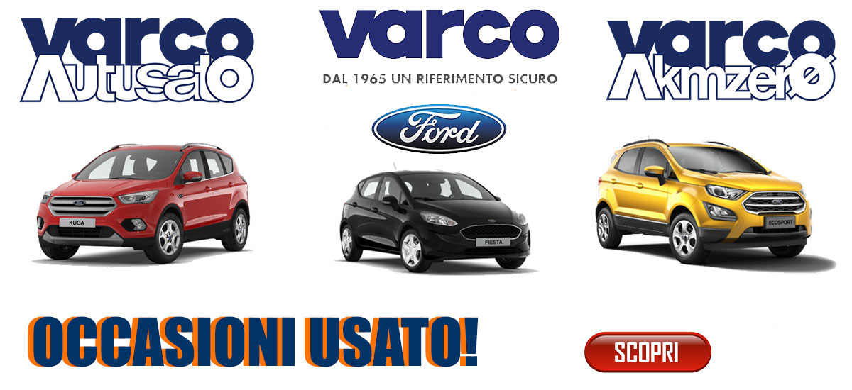 TEMPLATE BANNER FORD
