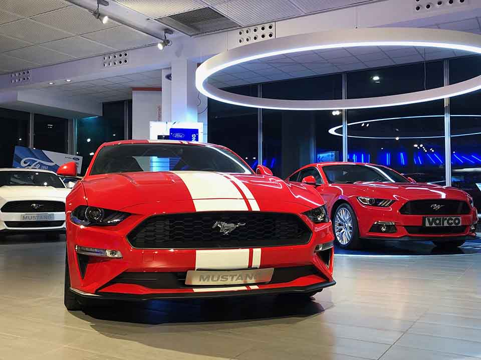 VARCO Ford Store Milano